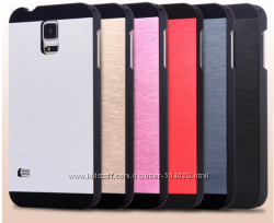 Чехол для Samsung Galaxy S4 i9500 motomo металлический