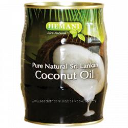 Кокосовое масло Hemani 400 ml