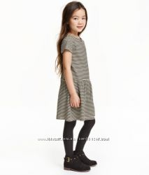 Платье H&M, размер 134-140 по цене официального магазина