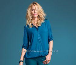 Блузка изумительного цвета Tchibo 44-46 Евро