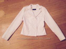 Женский пиджак-полупальто