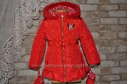 Курточка Minnie Mouse 2 - 3 года, 92 - 98 см.