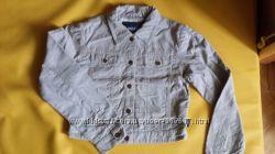 пиджак , вельвет , MEXX , 122-128 см, 6-7 лет , в отл сост