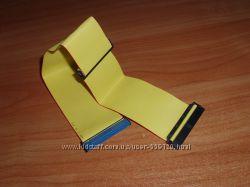 Кабель шлейф IDE 40 pin 80 жильный - 2IDE 40 pin мама-мама, 40 см UDMA