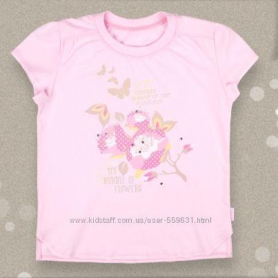Распродажа Летняя футболка для девочки. 4 года
