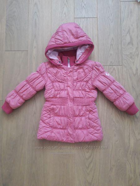 Демисезонное пальто Chicco 104 размера бу