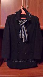 Мужское пальто размер M, L Турция размер 46, 48, черное