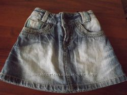 Юбка джинсовая  Crazy