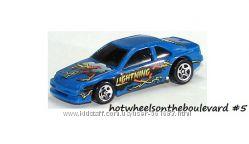 Hot Wheels 1997 Collector 548 Quicksilver Series T-Bird Stock car