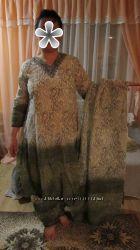 сальвар камиз костюм