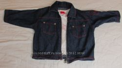 Джинсовый пиджак MINIKID 86