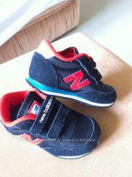 Кроссовочки New Balance для стильного малыша Оригинал