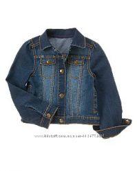 Пиджак Crezy8 джинсовый для девочки