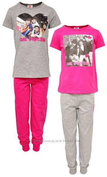 Костюм пижама комплект One Direction 7-12 лет, Англия