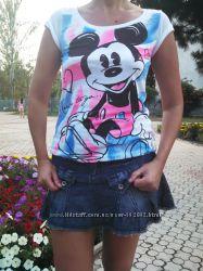 Фирменная футболка Official Mickey Mouse Disney