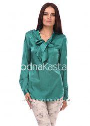 Шёлкова элегантная блузка