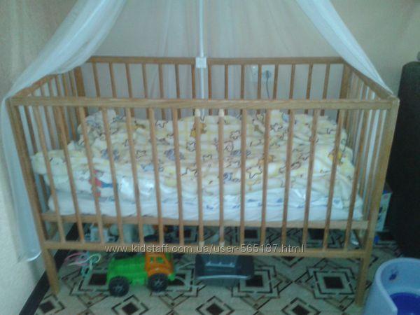 Балдахин  кронштейн кроватка
