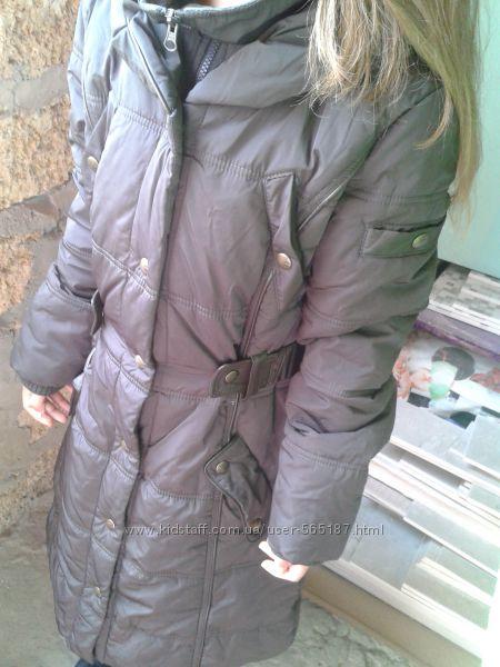 Пальто зима Mango
