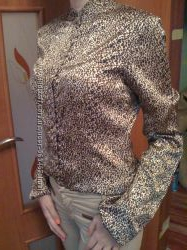 блуза-боди Silvia Hitch