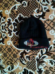 новая шапка мальчику Спайдермен