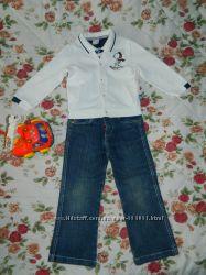 Рубашки, поло, футболки, джинсы для мальчика