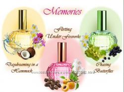 Туалетные водички Memories  от Oriflame