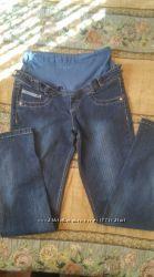 джинсы 48р. для беременных