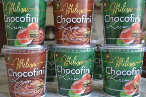 Шоколадная паста Chocofini