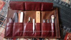 Планшет, пенал из плотного качественного кожзама под маникюрныеинструменты