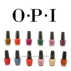 Лаки для ногтей O. P. I. NAIL LACQUER