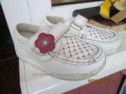 Туфли на липучке 24 размер