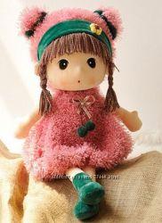 Мягкие плюшевые куклы