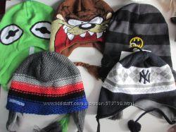 Шапка Batman Muppet New York Yankees Looney Tunes оригинал США Америка