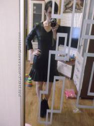 Новое платье имитация кожи