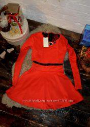 Новое платье мини
