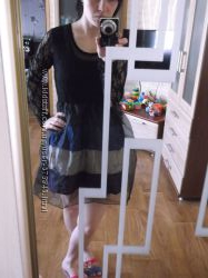 Новое платье колокольчик