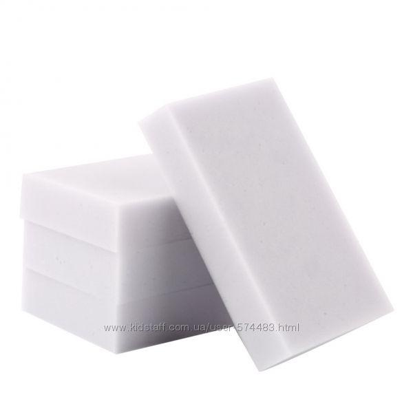 Меламиновые губки от 10 шт