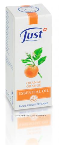 Натуральное эфирное масло Апельсин Швейцария