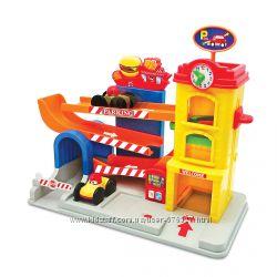 Игровой набор - Занимательный гараж