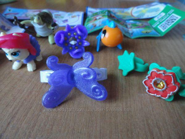 Киндер игрушки для девочки