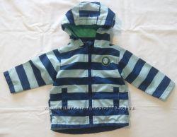 Детская фирменная деми куртка, ветровка MARKS & SPENCER размер 6-9 мес.