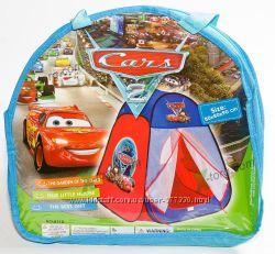 Детская палатка с героями мультфильмов. ассортимент 811, 817, 816