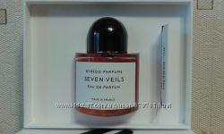 Byredo Parfums Seven Voils, оригинал, распив.