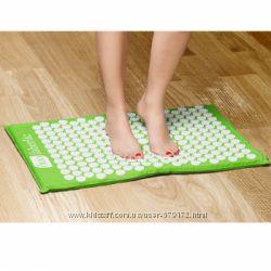 Акупунктурный массажный коврик. Доставка бесплатно
