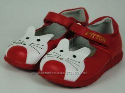 Натуральная кожа ортопедические туфельки для вашей малышки