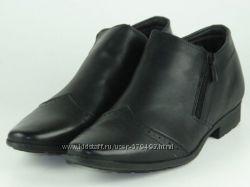 Ботинки мужские  в наличии натуральная кожа Распродажа