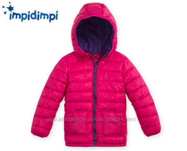 Курточка  на флисе распродажа от немецкого брендаImpidimpi