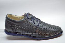Туфли Мида 13125 черные