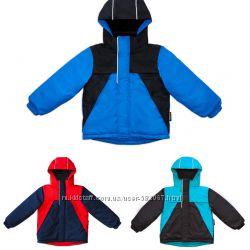 -30С Куртка зимняя для мальчика аналог Reima Lenne непромокаемая лыжная