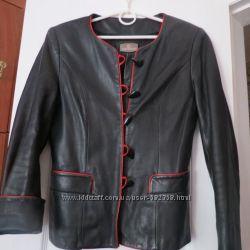 Куртка кожаная MONTAZA Рр- L